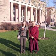 Khenpo Tsultrim Lodro at CU Boulder