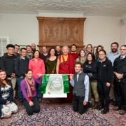 THI Launch with Ringu Tulku