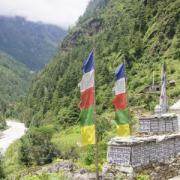 Climat change in Nepal