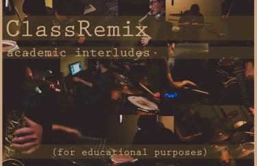 "Splash Page for ""Class Remix"" article"