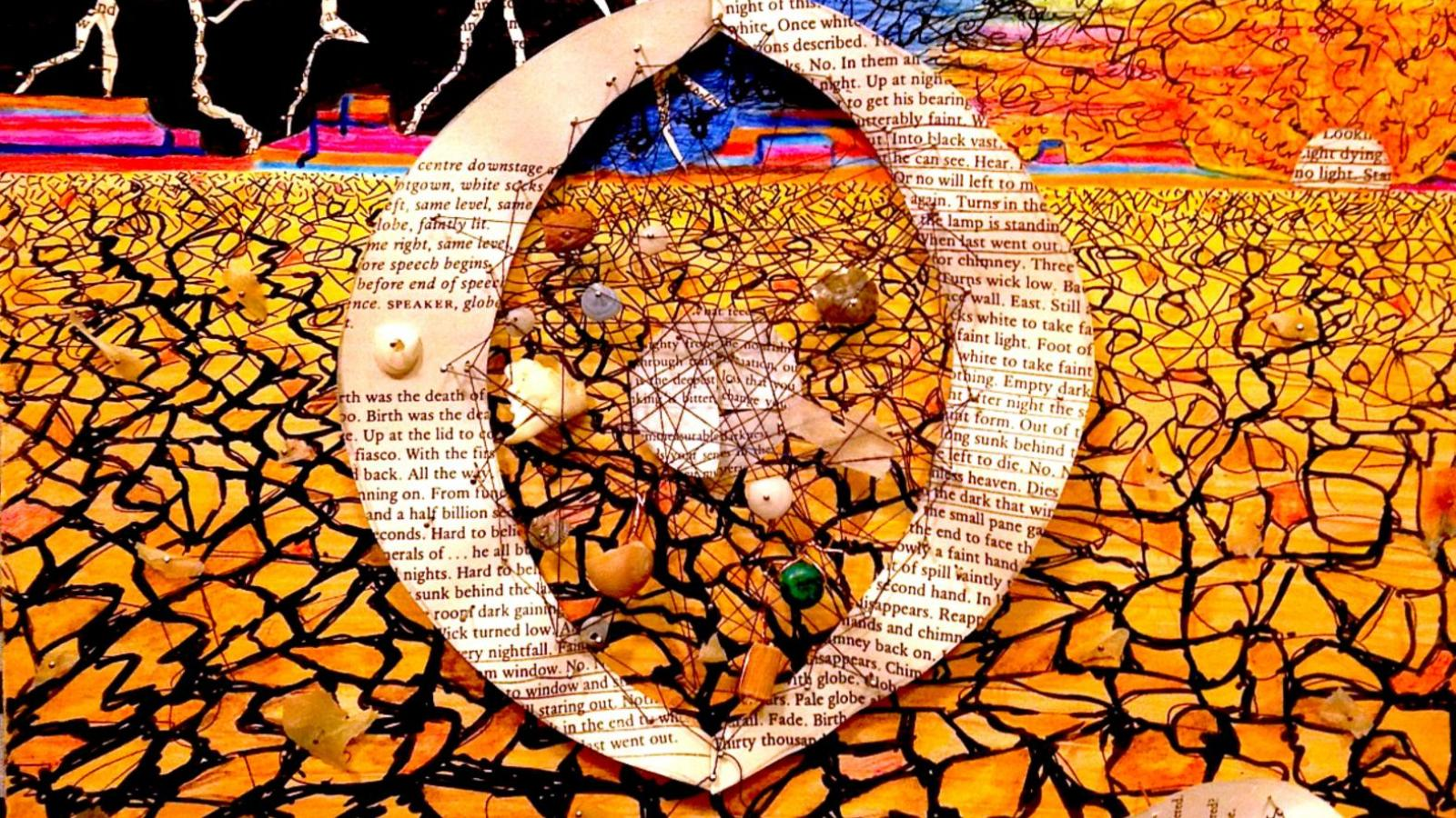 Beckett & Rilke Fertilize Bewilderment in the Wilderness by Brooke Larson