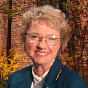 Carol Lynch, former dean of the graduate school at CU Boulder.
