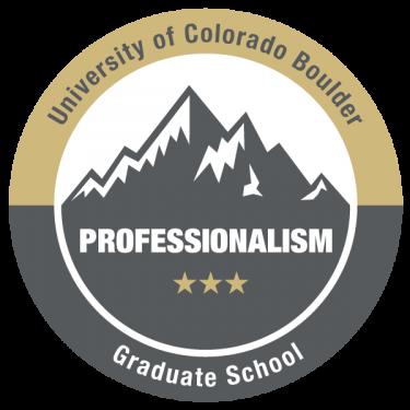 professionalism badge