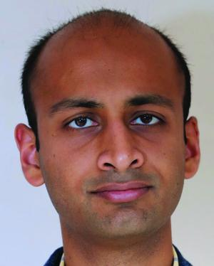 Assistant Professor Rahul Nandkishore