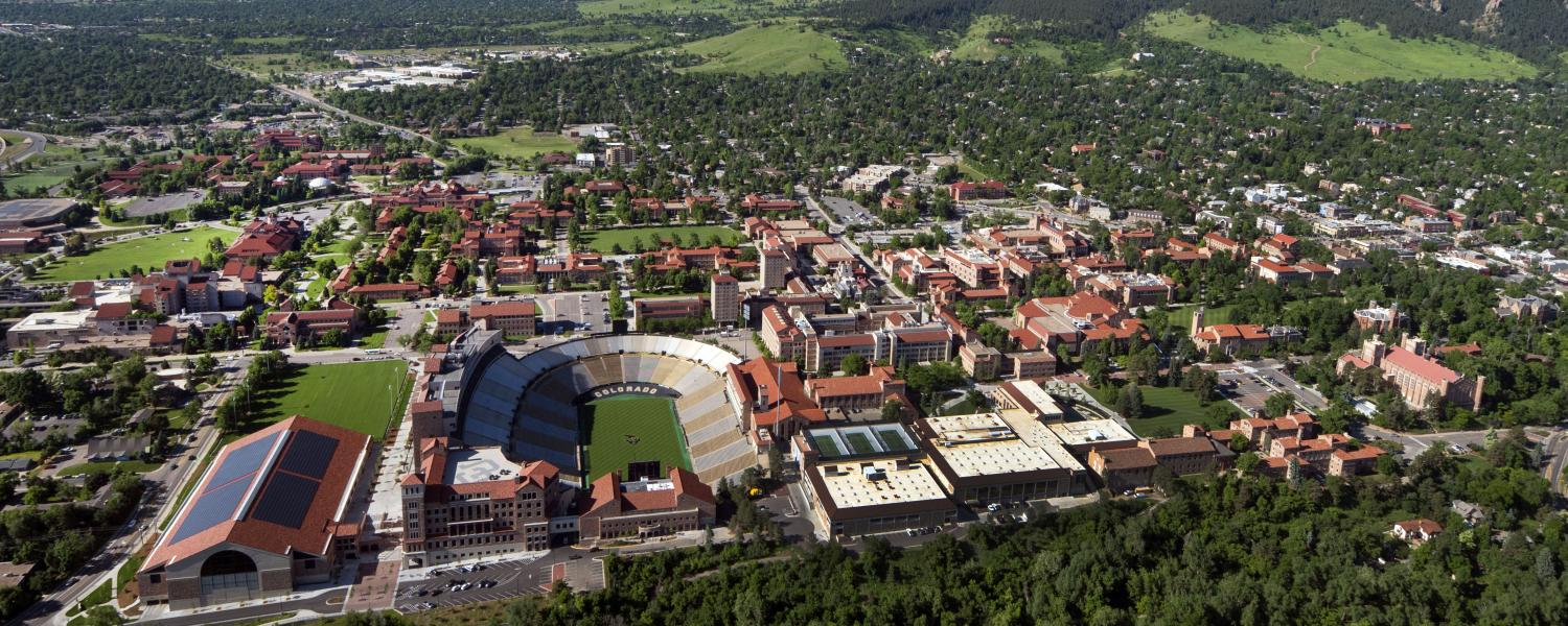 Summer 2016  New Campus Aerial Photograph