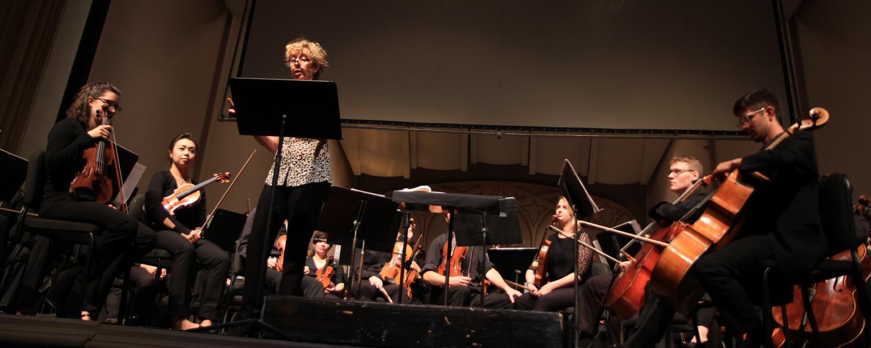 Performance from CU Bernstein at 100