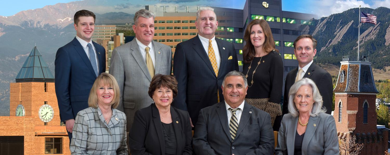 The University of Colorado Board of Regents