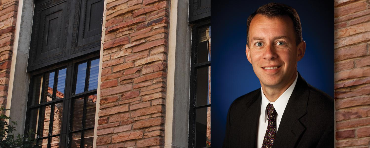 Braun named new dean of engineering and applied science | CU