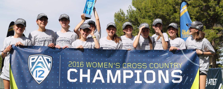 CU Women's Cross Country Team