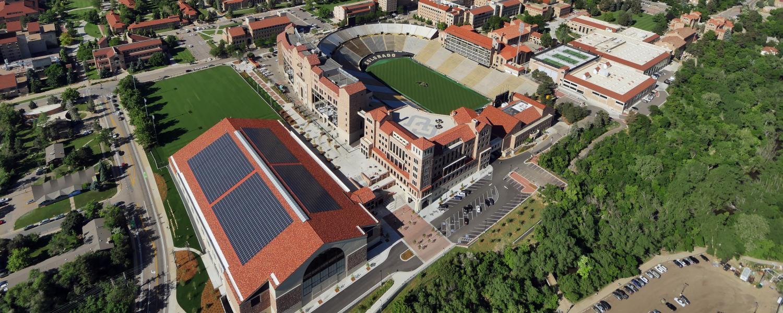 3 Athletics Facilities Score Leed Platinum For Green Building