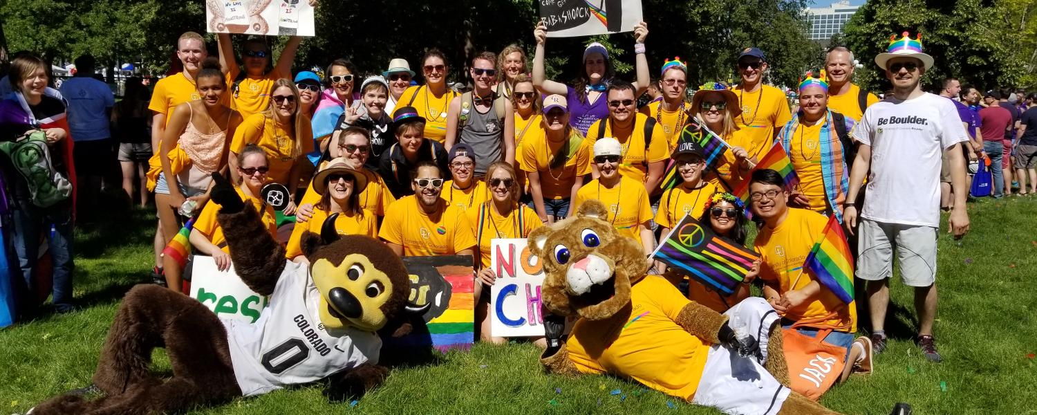 CU celebrates Pride week