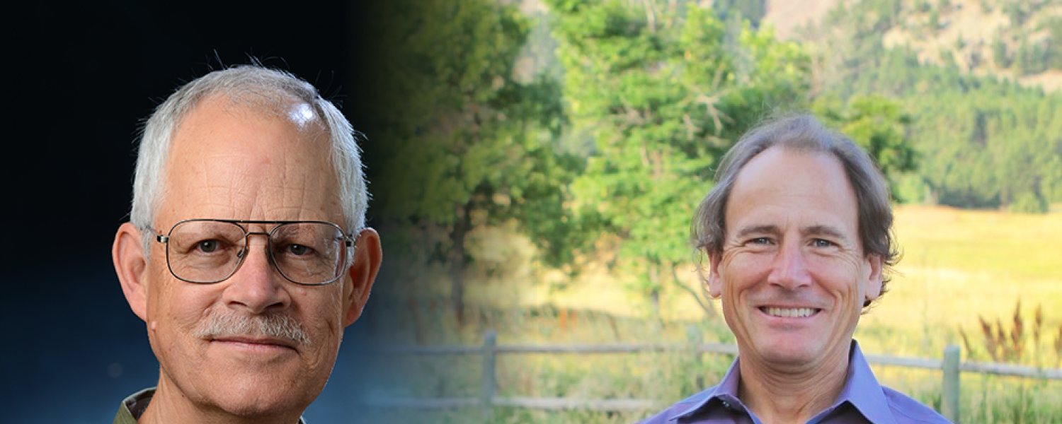 2016 Distinguished Research Lecturers Thomas T. Veblen and David Korevaar