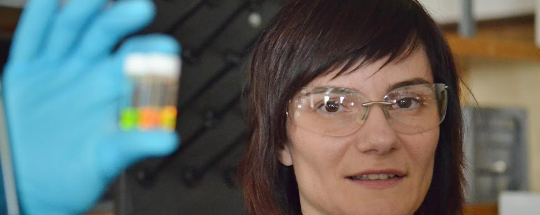 Assistant Professor Gordana Dukovic