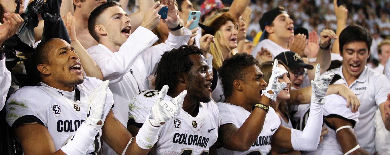 CU Football Players