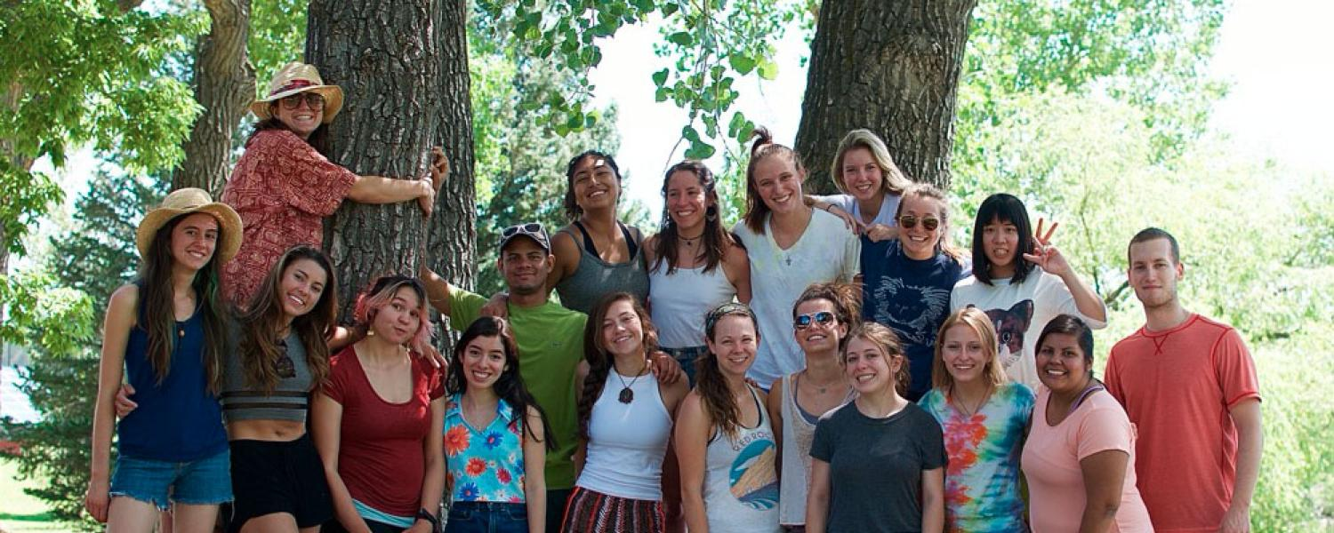 cu boulder invst students study sustainability throughout the