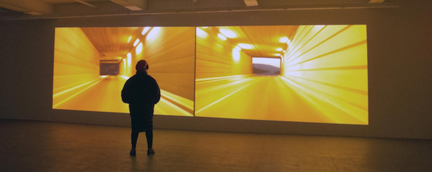 Acclaimed video-art installation on display this weekend only | CU ...