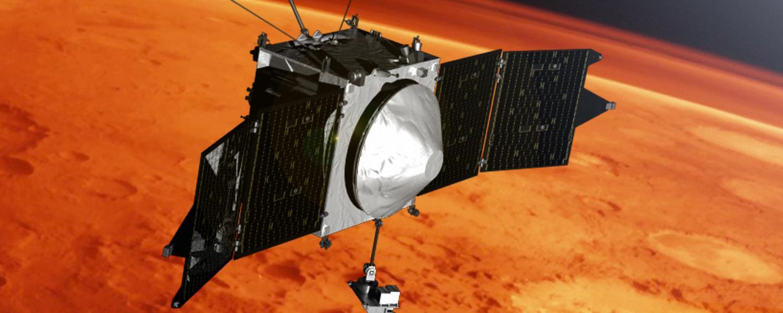 MAVEN spacecraft