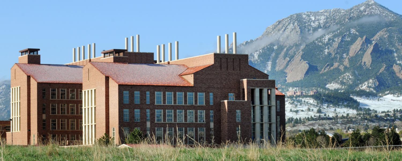 Jennie Smoly Caruthers Biotechnology Building (JSCBB) at CU Boulder