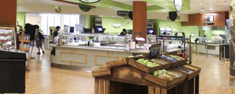 UMC dining area