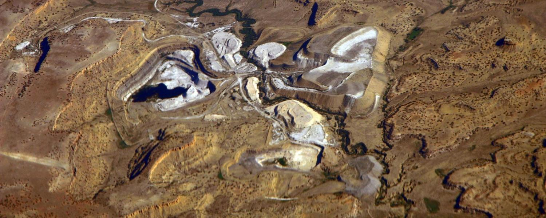 St. Anthony uranium mine in New Mexico