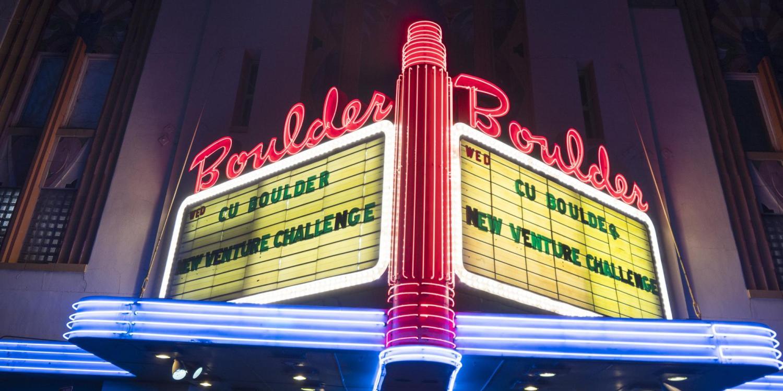 CU Boulder New Venture Challenge at Boulder Theater