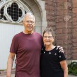 John and Ann Harsh