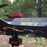 a research drone