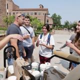 the CU Boulder campus