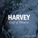 Hurricane Harvey graphic