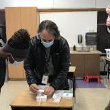 Mark Hernandez in Denver Public Schools classrooms