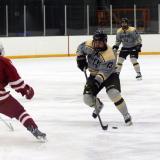 CU men's hockey team