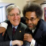 Robert George and Cornel West