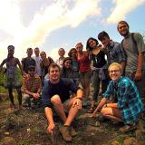 INVST Community Leadership Program students in Nicaragua
