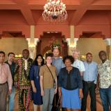 Attendees of the first annual LISA 2020 Symposium in Morocco