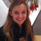 Photo of student Sarah Ellison
