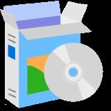 Software box.