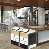 Rendering of new campus wepa printers
