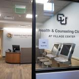 Wardenburg Health Services clinic at Williams Village