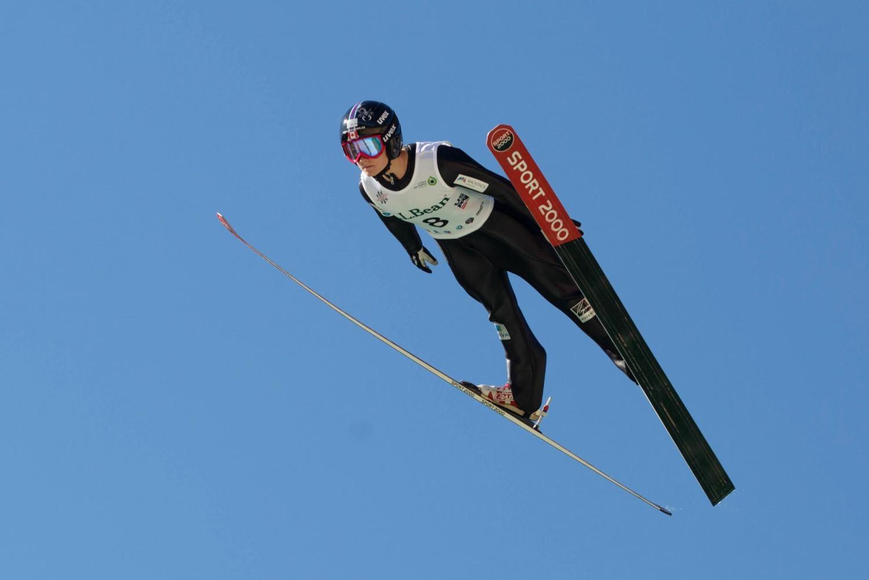 Ski jumping photos