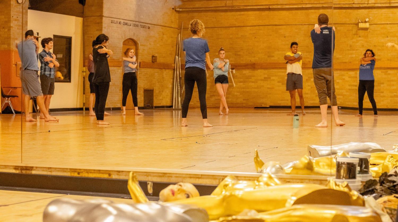 Virtue of Reality rehearsal