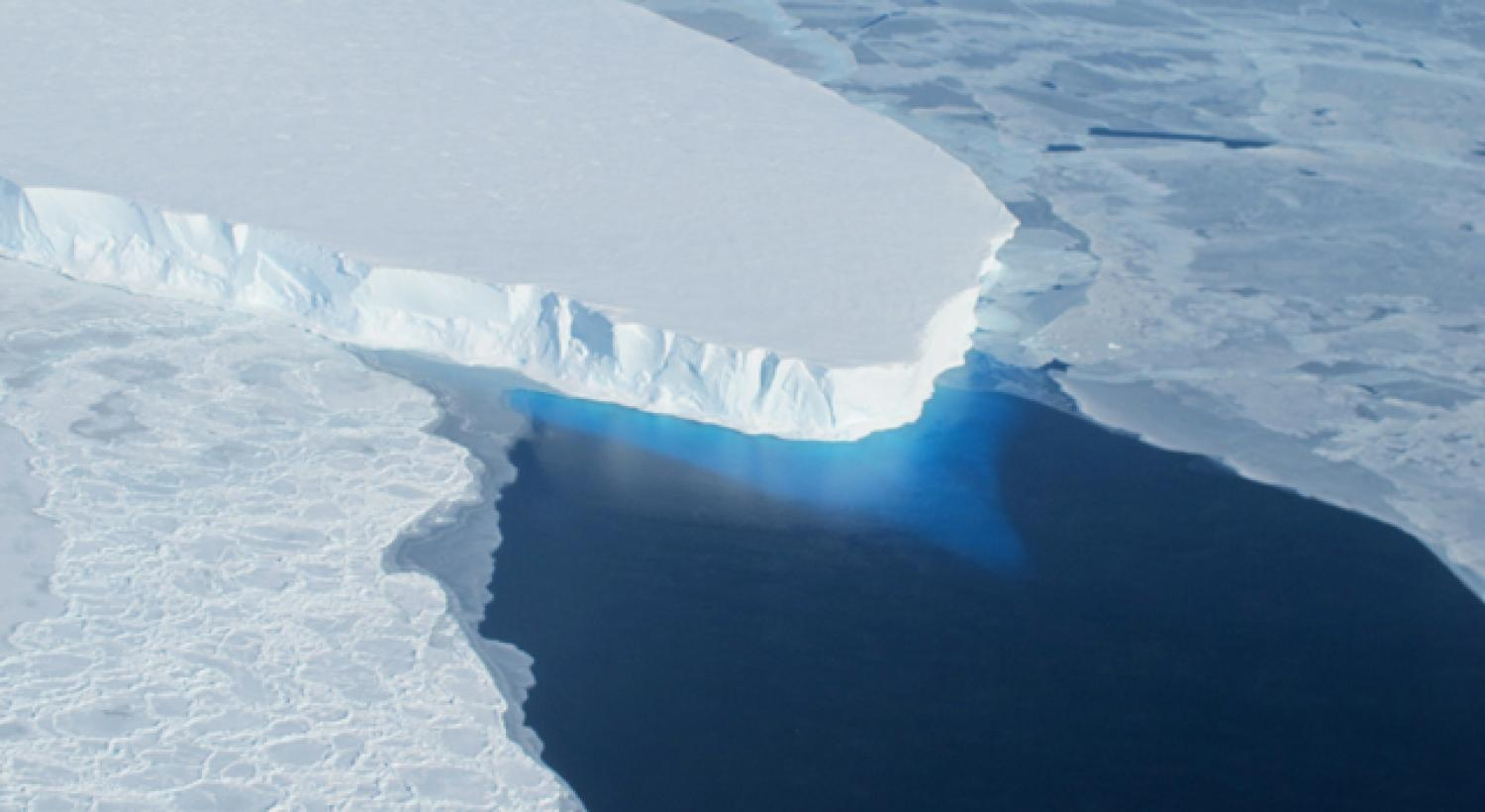 West Antarctic ice sheet