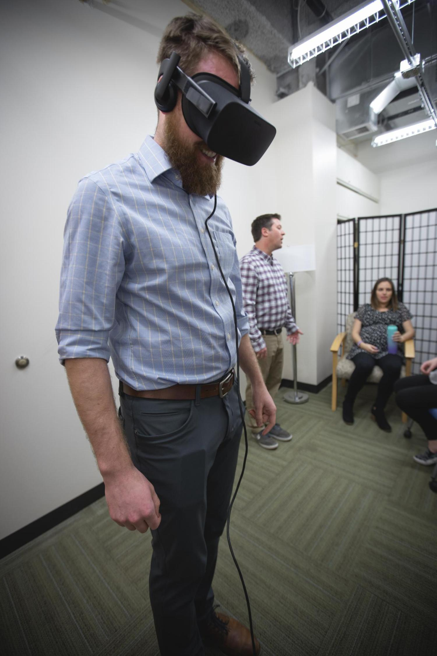Virtual Therapy Expanding Mental Health >> Mental Health Where Virtual Reality Meets Real Life Cu Boulder