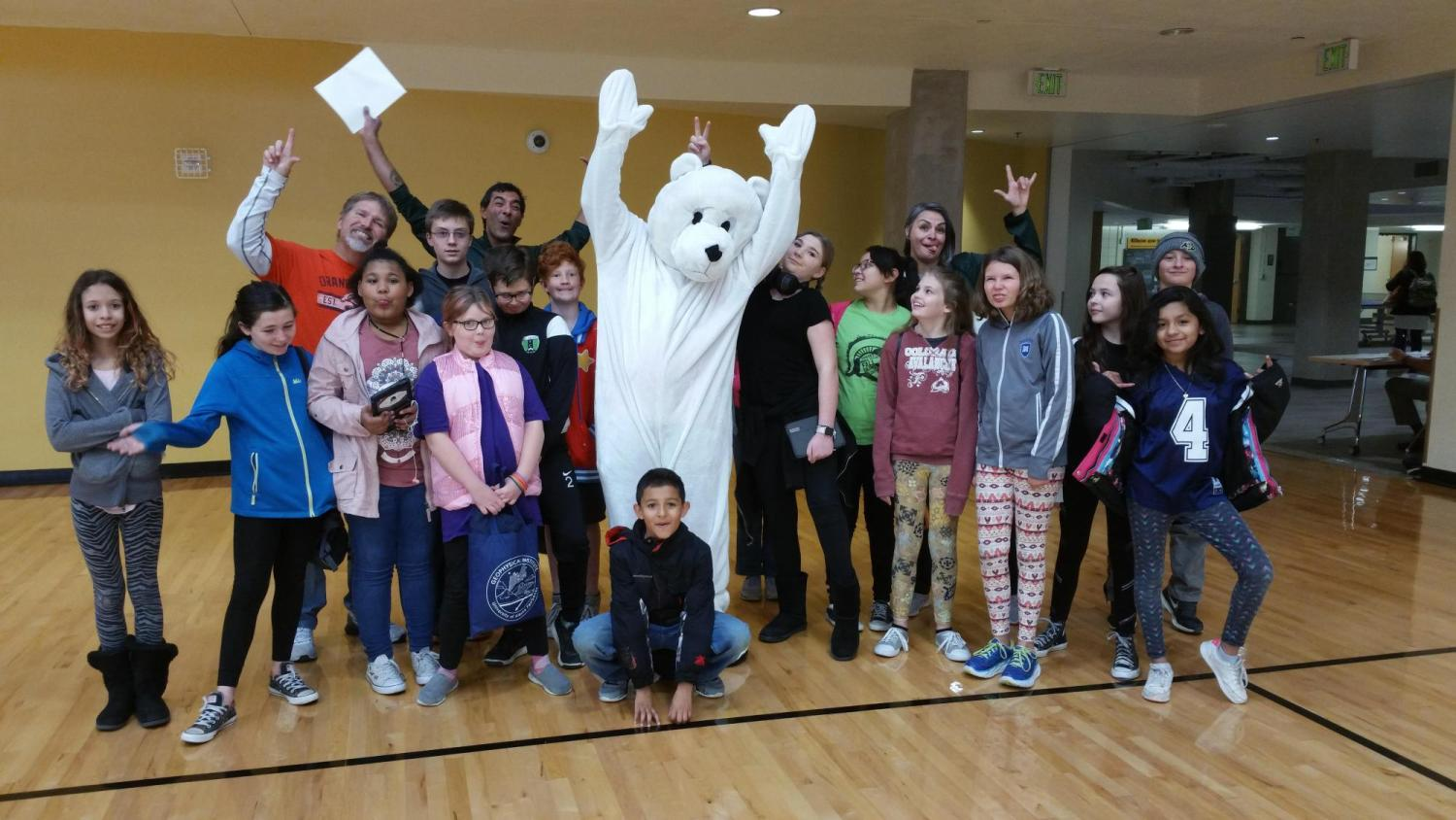 cu boulder hosts k-12 students to connect climate and sports | cu