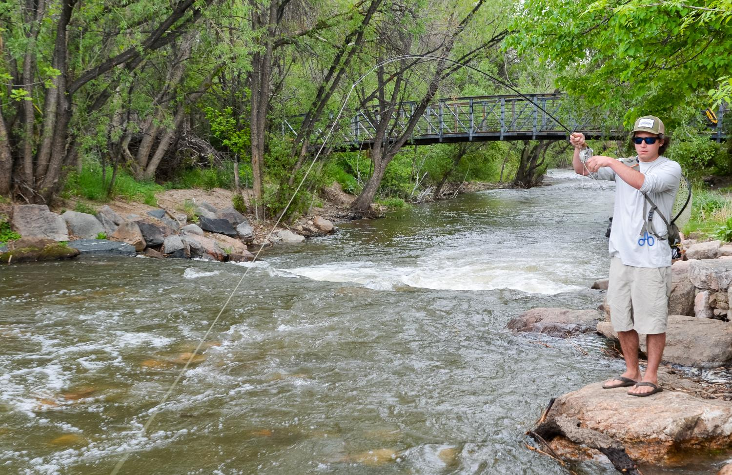 5 questions about cu s fly fishing club cu boulder today for Boulder fly fishing