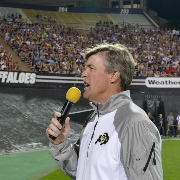 Head Coach Mike MacIntyre
