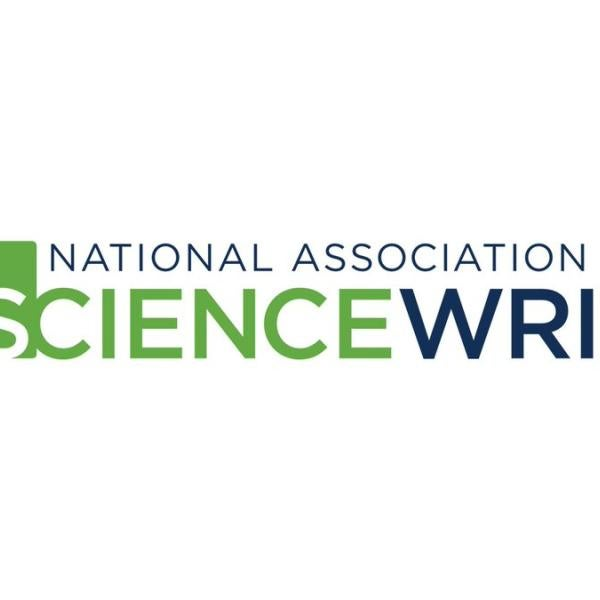 National Association of Science Writers logo
