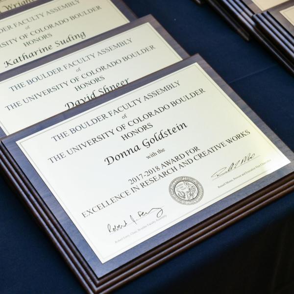 2018 BFA Excellence Awards & Reception