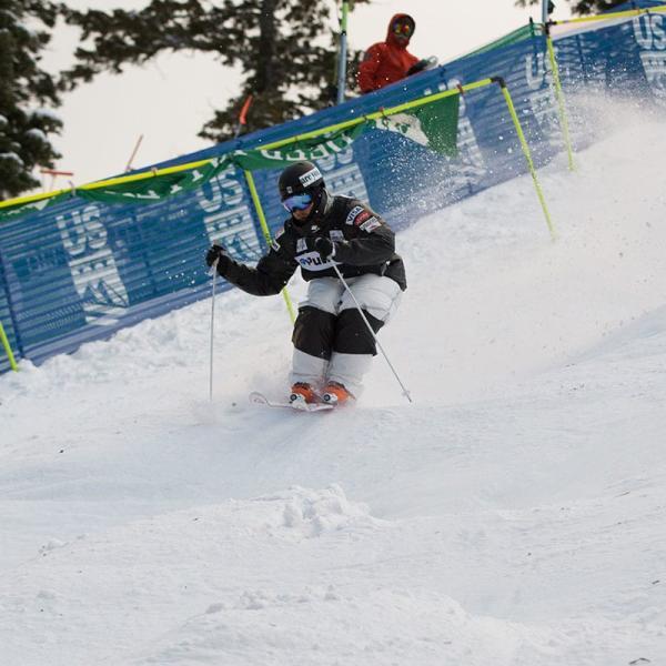 U.S. freestyle skier Casey Andringa