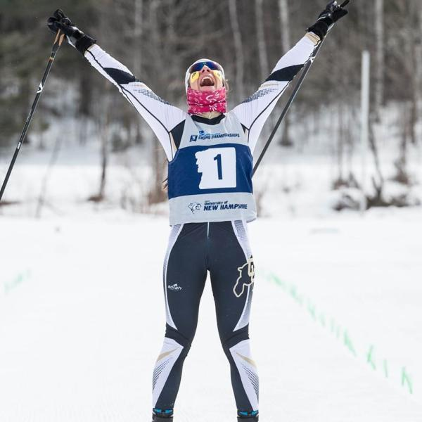 Czech Republic cross-country skier Petra Hyncicova