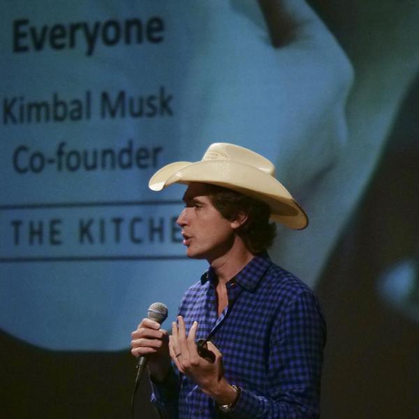 Kimbal Musk speaks on campus